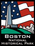 Boston National Historical Park Logo