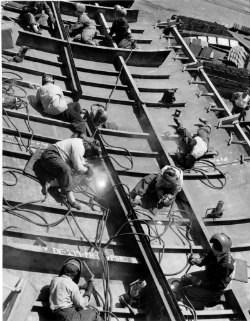 Women Navy Yard Workers - Boston National Historical Park