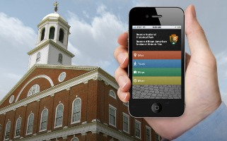 Boston National Historical Park App