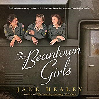 "Cover of the book ""Beantown Girls"""