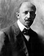 W. E. B. Du Bois, most vocal critic of Booker T. Washington