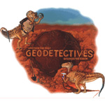 Geodetectives at work