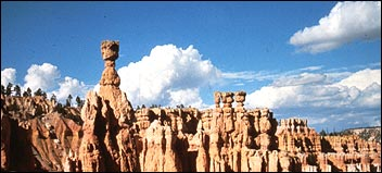 Thor's Hammer and the Temple of Osiris, Bryce Canyon National Park