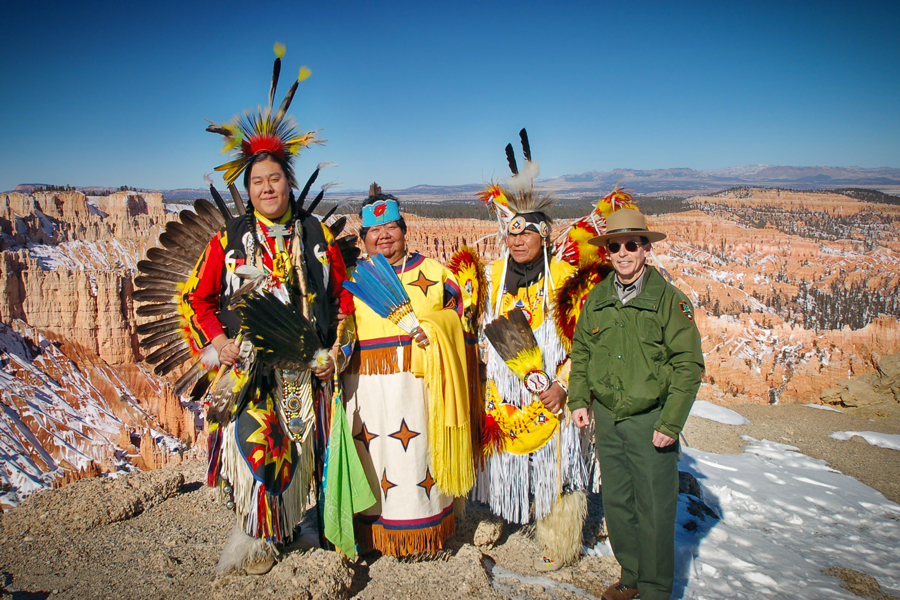 american indian history bryce canyon national park us