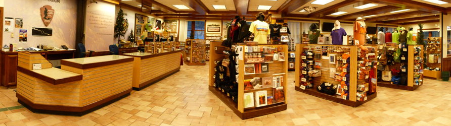 Natural History Association Bookstore NHA