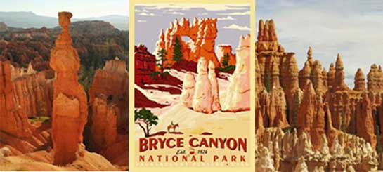 Bryce Canyon Geology Festival collage