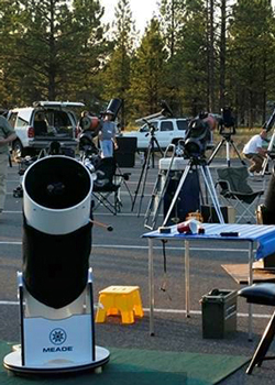 Fifty plus telescopes