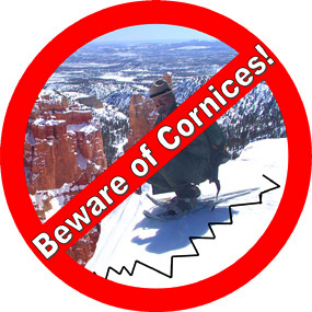 Beware of Cornices