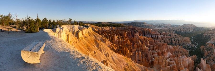 Dawn at Inspiration Point 16 October, 2014 Brian B. Roanhorse BBR