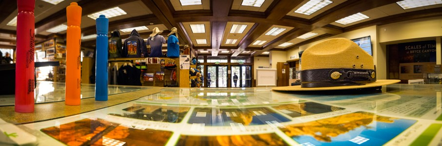 Bryce Canyon Visitor Center Bookstore B Roanhorse BBR