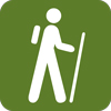 Day hiking icon