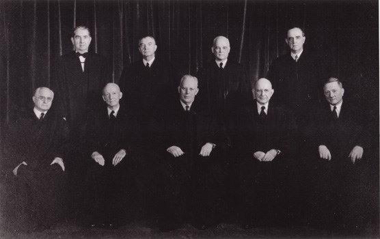 U.S. Supreme Court Justices of the 1953 session