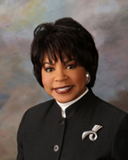 New park superintendent Cheryl Brown Henderson