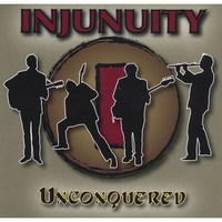 Album cover from Injunuity's Unconquered