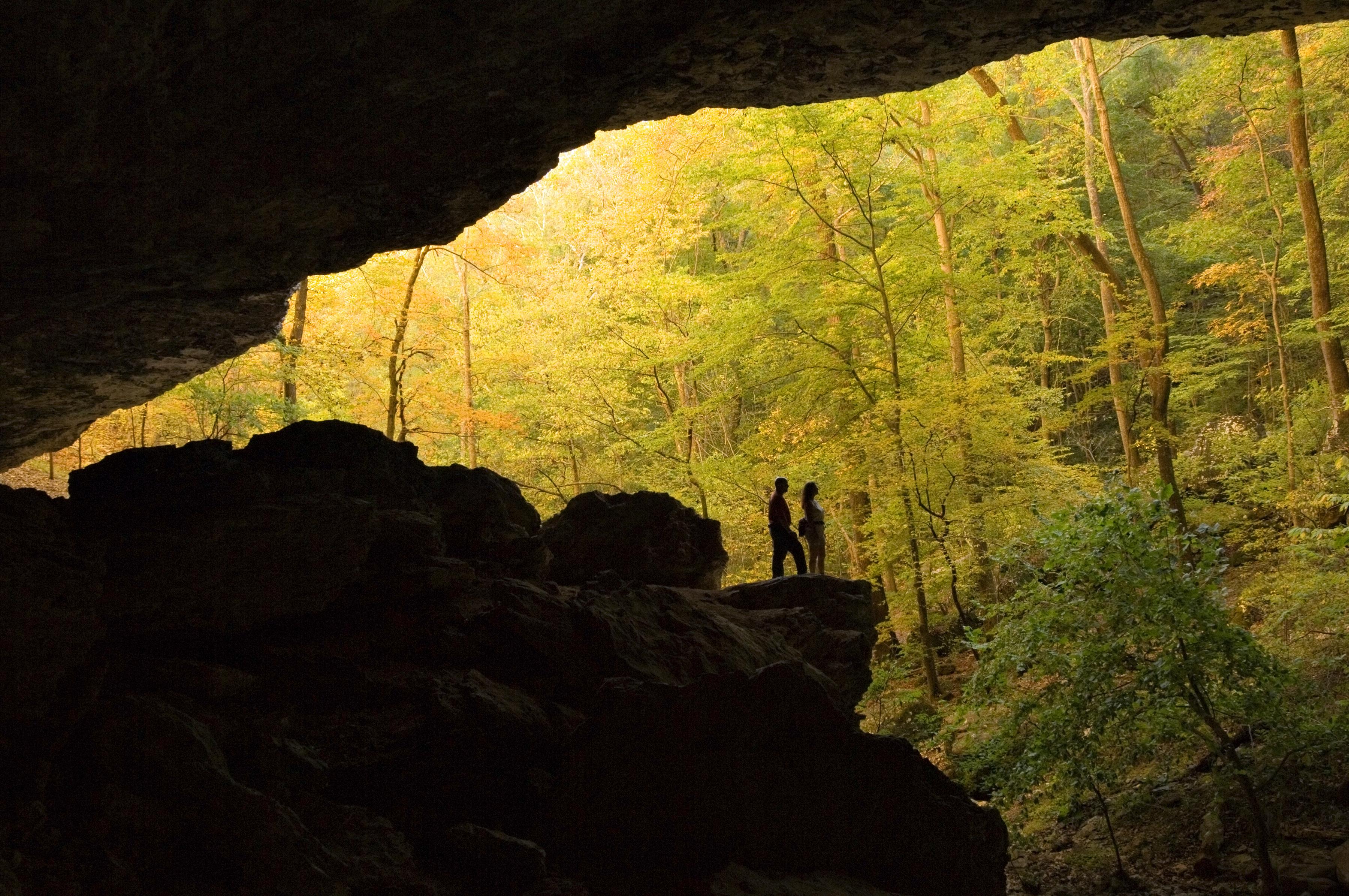 Cave / Karst Systems - Buffalo National River (U.S. National ...