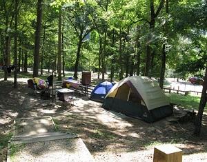 Camping Buffalo National River U S National Park Service