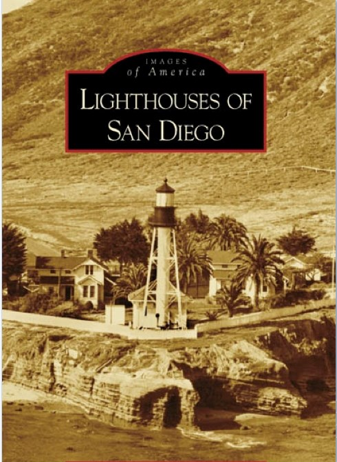 Book about the Lighthouses of San Diego