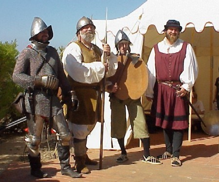 Mexican Clothing Fashion Spanish Conquistadors