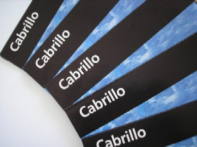 Cabrillo National Monument Brochures