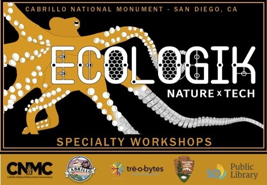 Image promoting upcoming Ecologik Workshops