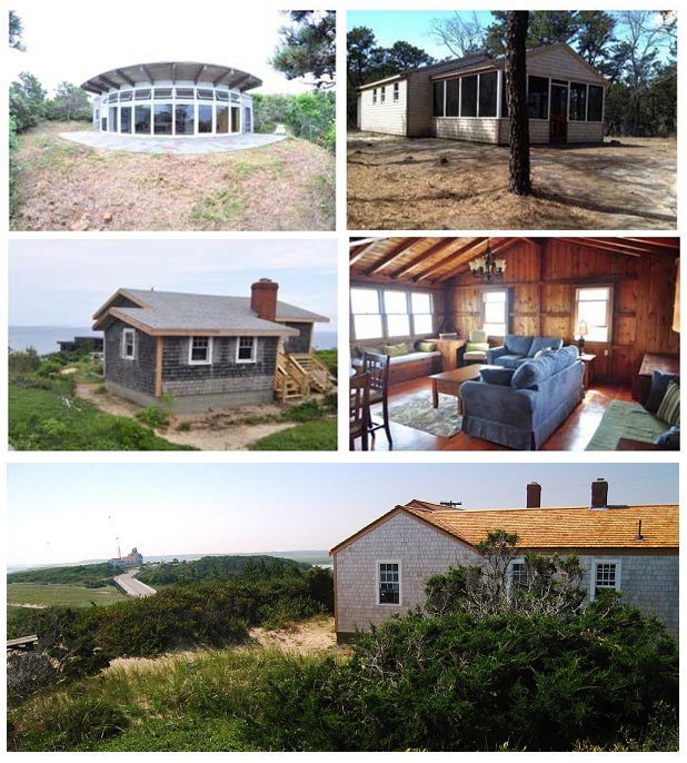 Photos of Cape Cod National Seashore cottages for lease