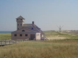 Old Harbor Life-Saving Station, Race Point, Provincetown