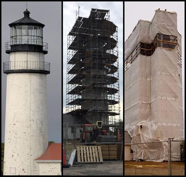 Current Construction Projects - Cape Cod National Seashore (U.S. National Park Service)