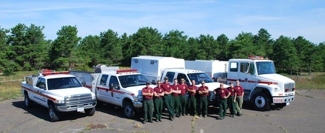 The Cape Cod National Seashore 2011 Summer Fire Crew