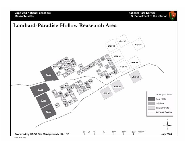 Lombard-Paradise Hollow Map