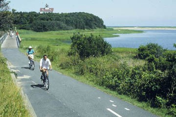 Nauset Bike Trail, Eastham
