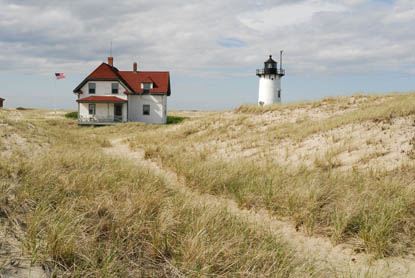 Race Point Light photo by Mike Howe