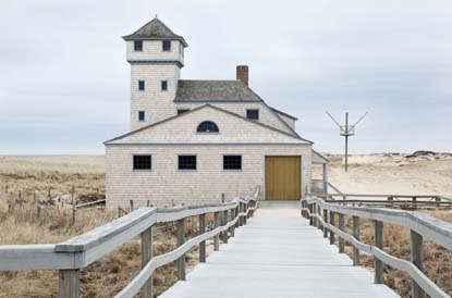 Old Harbor Life-Saving Station, Provincetown