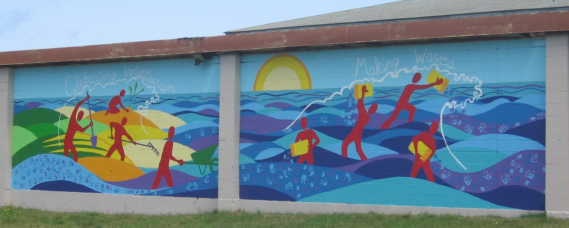 Making waves cape cod national seashore u s national for Abri mural cape cod