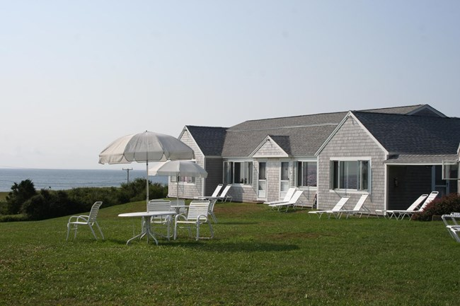 Nauset Knoll Motor Lodge offers unparalleled views of the outer beach and the Atlantic