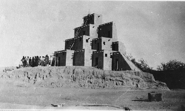 The Arizona Pageant Casa Grande Ruins National Monument