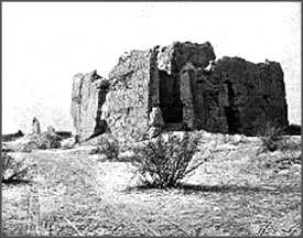 An image of the Casa Grande before 1903.