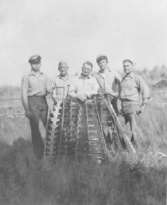 Cape Hatteras' Fresnel lens being removed.
