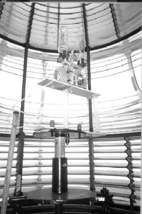 Bodie Island Lighthouse Fresnel Lens