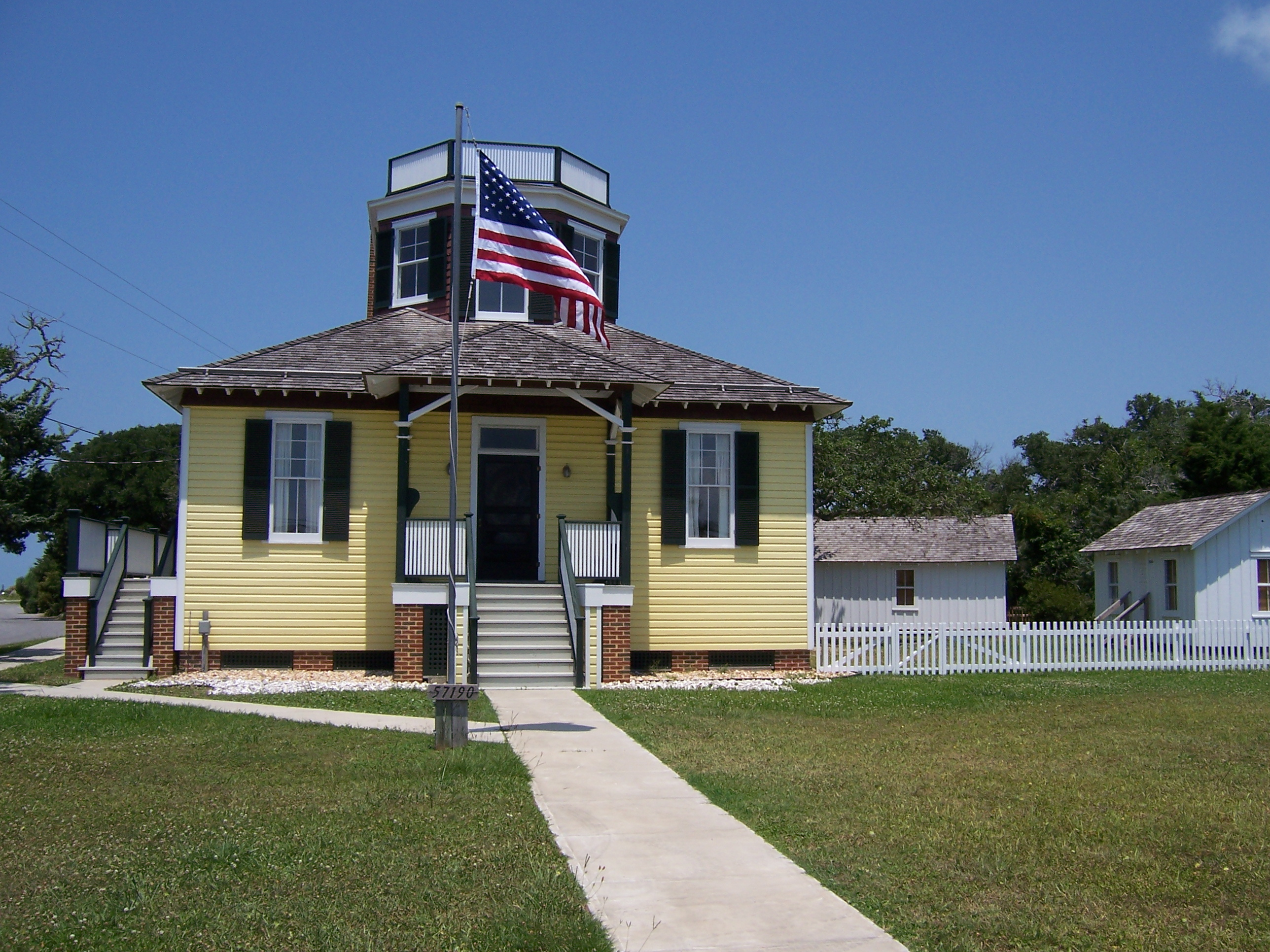 Hatteras Island U.S. Weather Bureau Station