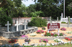 The Ocracoke British Cemetery