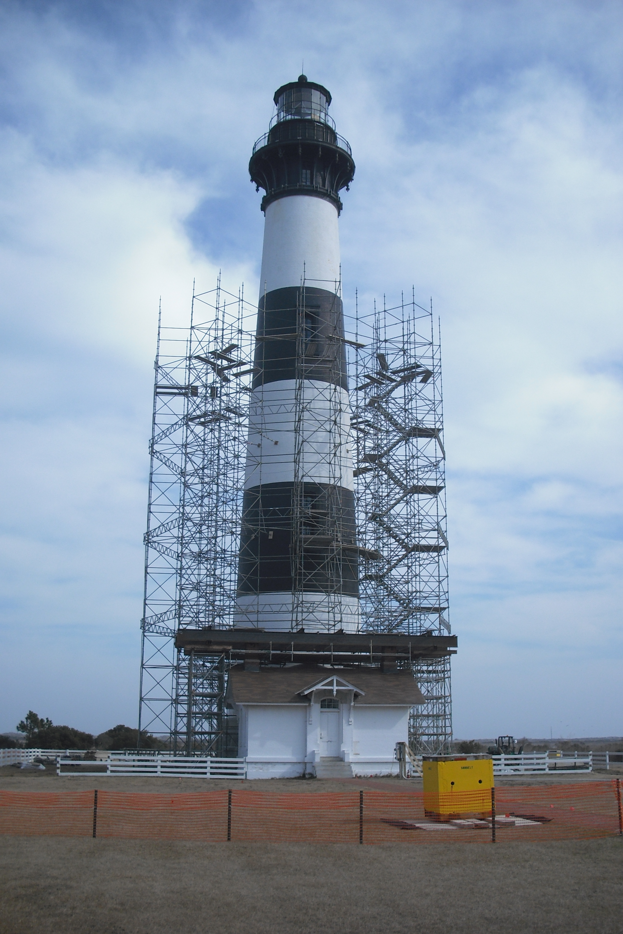 Bodie Island Lighthouse Restoration Project