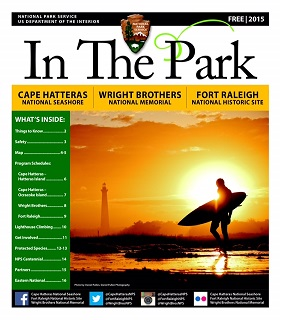 2015 In the Park Cover