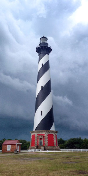 Cape Hatteras Light Station - Cape Hatteras National Seashore (U S