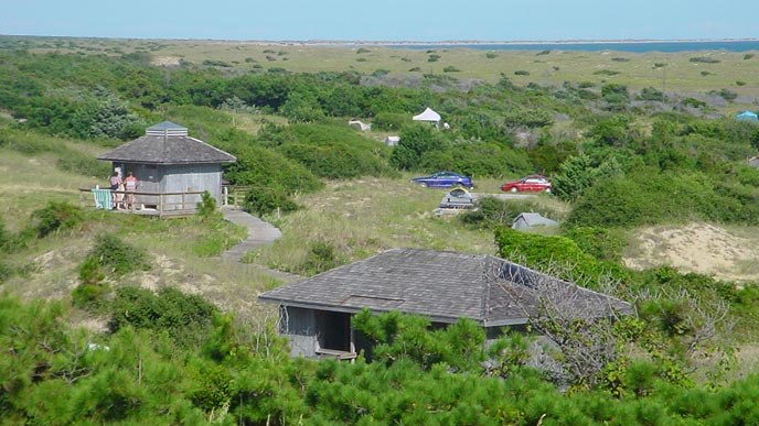 Campgrounds Cape Hatteras National Seashore U S