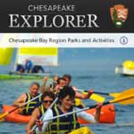 Chesapeake Explorer mobile app
