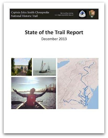 CAJO State of the Trail COVER page