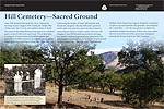 thumbnail of exhibit for Hill Cemetery