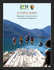 Report cover for A Call to Action