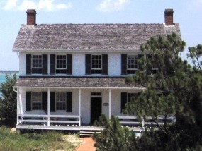 1873 Keepers' Quarters