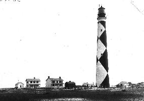 Lighthouse in 1913